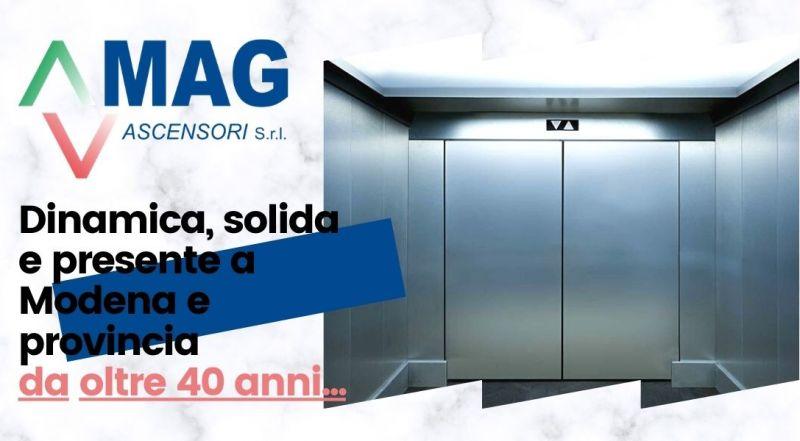 Occasione installazione e manutenzione ascensori a Modena – Offerta ascensori di tipo tradizionale con sospensione a funi a Modena