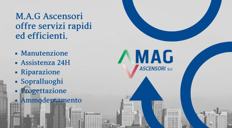 Vendita ascensori, montacarichi, piatta forme elevatrici, montascale, montavivande a Modena