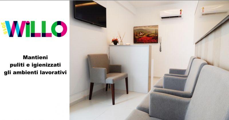 WILLO SERVIZI DI PULIZIE - offerta pulizie ambulatori e aziende Modena