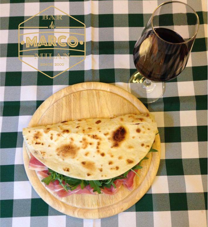 IL BAR DI MARCO offerta piadine ingredienti freschi - promozione piadineria di qualita