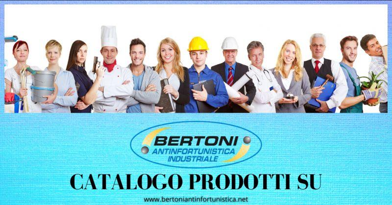 BERTONI ANTINFORTUNISTICA - Offerta vendita abbigliamento personalizzato per aziende Bergamo