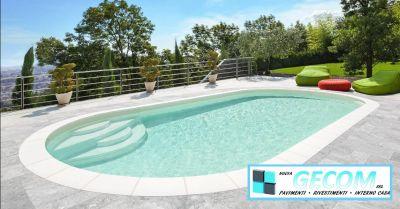 gecom offerta vendita e installazione di piscine interrate valeggio sul mincio verona