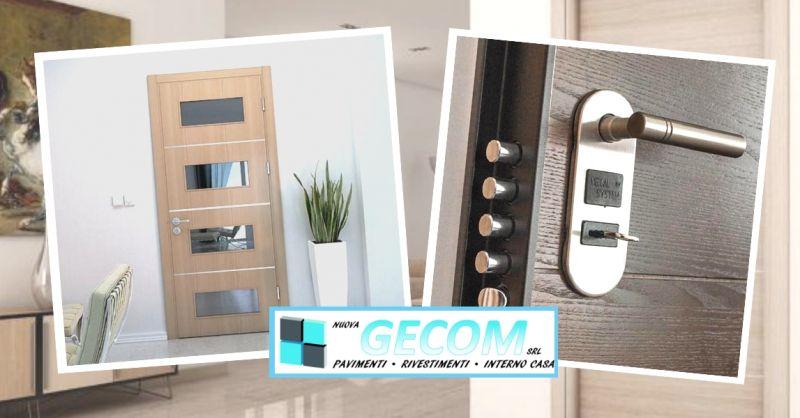 Offerta vendita e installazione di porte e serramenti Valeggio sul Mincio Verona