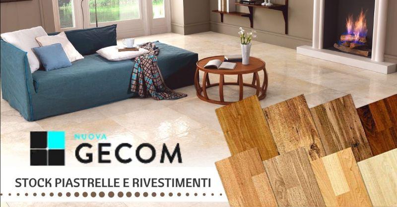 NUOVA GECOM - Offerta fornitura e posa pavimenti in gres porcellanato e parquet Verona e provincia