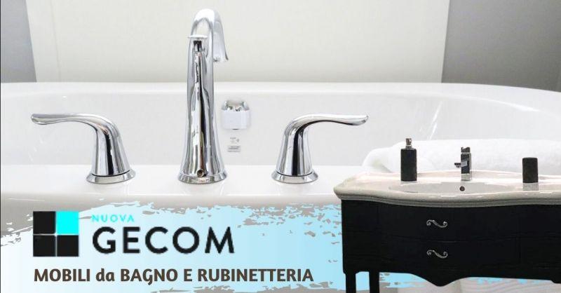 Offerta vendita mobili da bagno e rubinetteria Verona e provincia - Occasione mobili moderni arredo bagno Valeggio