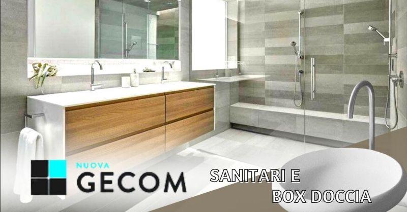 Offerta vendita sanitari e box doccia Verona e provincia - Occasione showroom sanitari arredo bagno