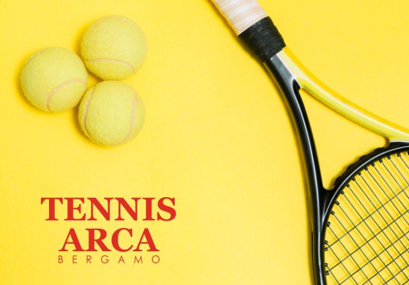 TENNIS ARCA offerta corsi di tennis - promozione lezioni di tennis