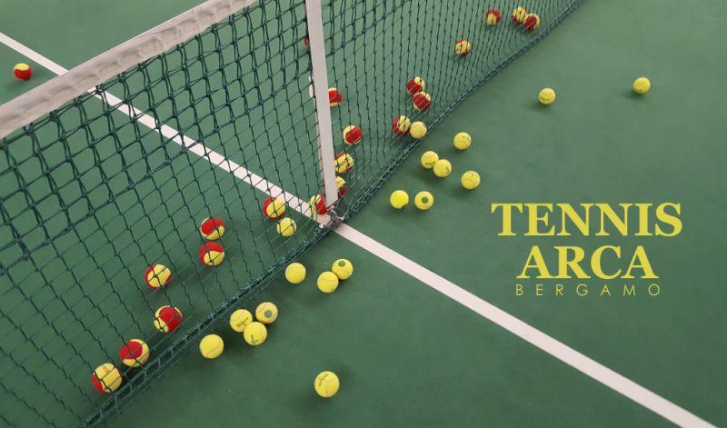 TENNIS ARCA offerta cre estivo tennis ragazzi - promozione attivita sportive per bambini
