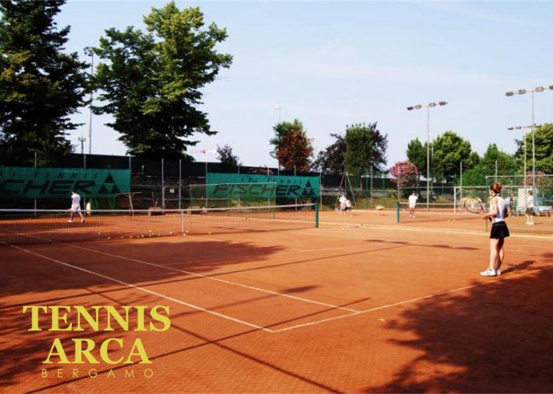 TENNIS ARCA offerta corsi di tennis per adulti - scuola di tennis agonisti