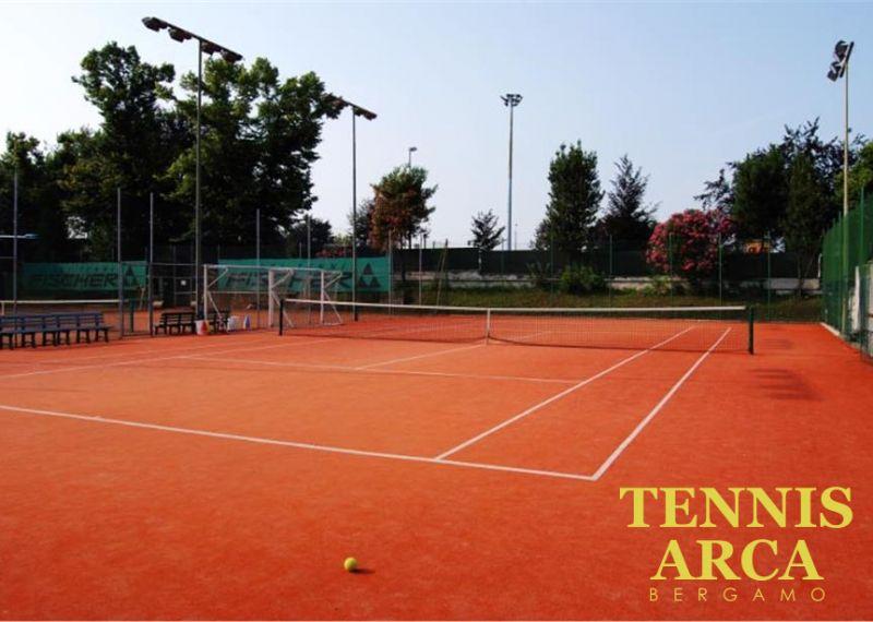 TENNIS ARCA offerta prenotazione campi di tennis - campi di tennis erba sintetica terra