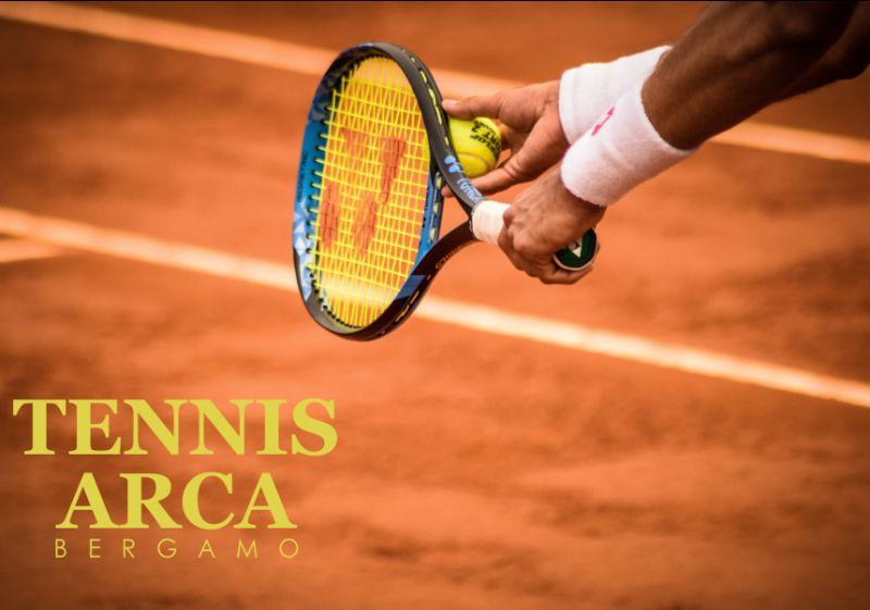 TENNIS ARCA offerta organizzazione tornei tennis - promozione tornei permanenti tennis