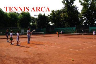 tennis arca offerta lezioni tennis bambini promozione scuola tennis ragazzi