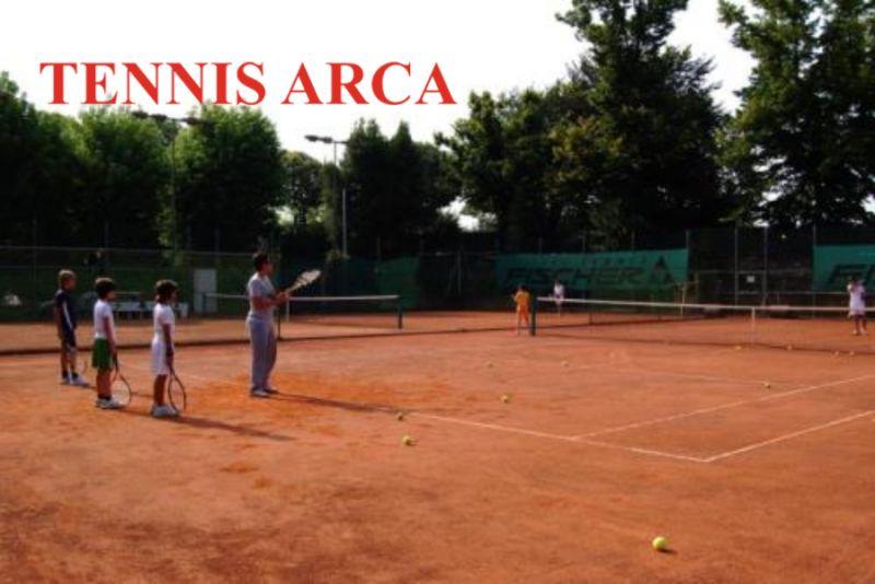 TENNIS ARCA offerta lezioni tennis bambini – promozione scuola tennis ragazzi