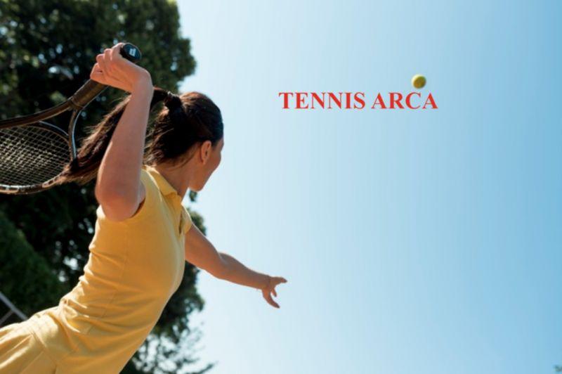 TENNIS ARCA offerta scuola di tennis - promozione lezioni di tennis amatoriali