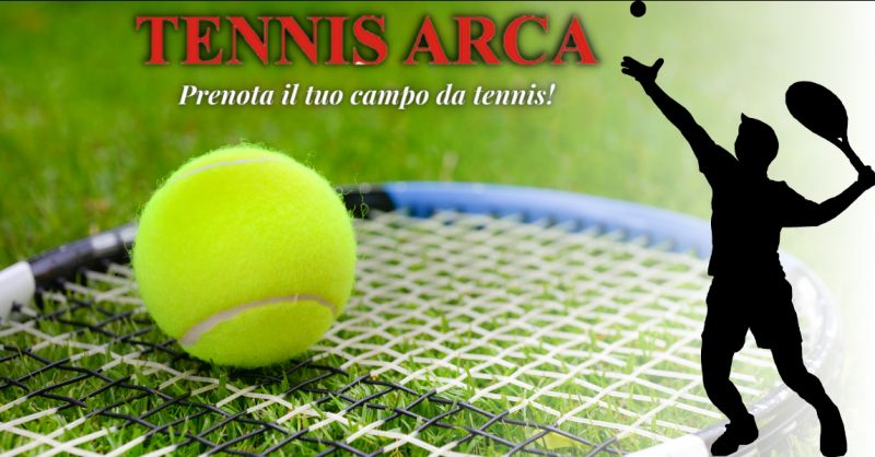 TENNIS ARCA - Offerta campo da tennis in erba sintetica Bergamo