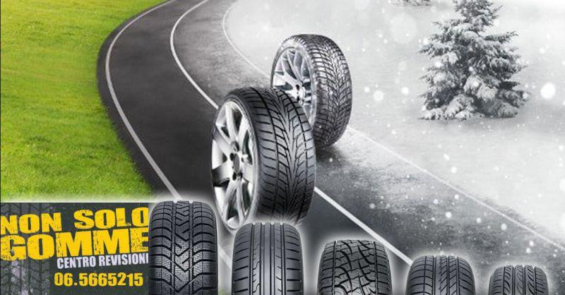 Offerta inversione gomme auto Acilia - Occasione controllo pressione pneumatici Ardea