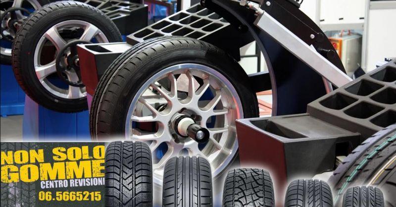 Offerta Servizio equilibratura ruote Auto e Moto Ostia - Occasione Convergenza Veicoli Pomezia