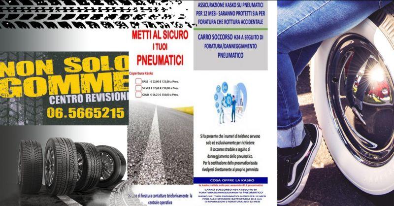 Offerta Assicurazione Kasko pneumatici Ostia - Occasione Carro soccorso h24 foratura pneumatici Ostia