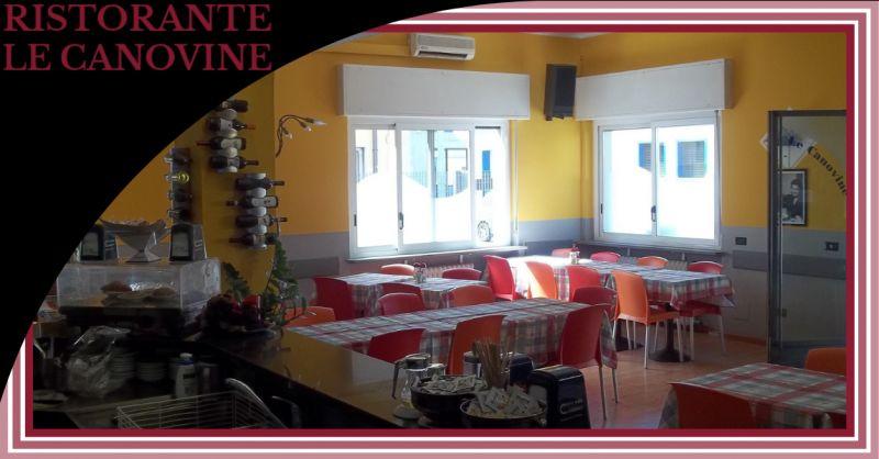 LE CANOVINE Offerta ristorante pausa pranzo Bergamo - occasione ristorante pranzo Bergamo
