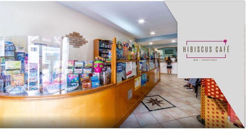 Hibiscus Cafe Quartu - offerta bar servizio tabacchi e ricevitoria Sisal Lottomatica