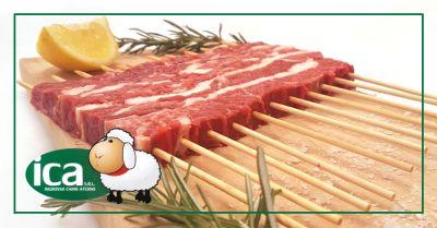 ica ingrosso carni aterno offerta arrosticini agnello congelati confezione