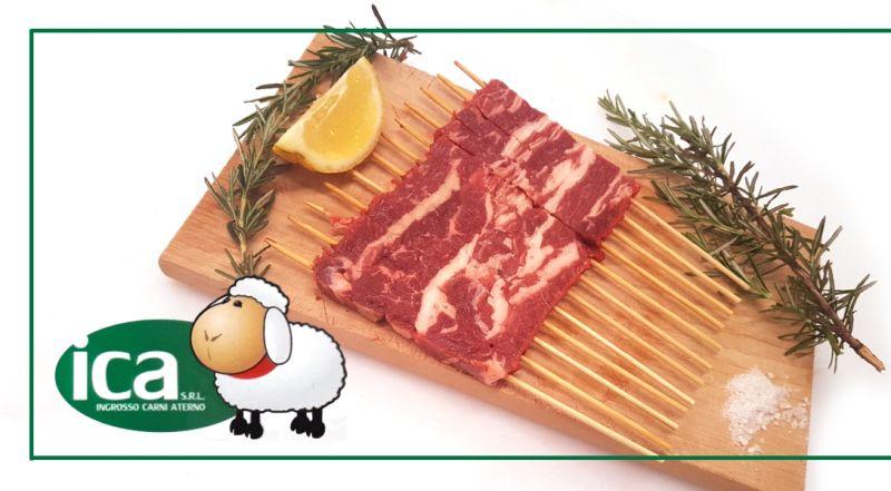 Offerta Vendita Carni Surgelate Ovino - Occasione Vendita Arrosticini Surgelati Pecora