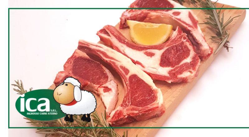 I.C.A. INGROSSO CARNI ATERNO SRL - Offerta Carne di Pecora Con Osso Congelata