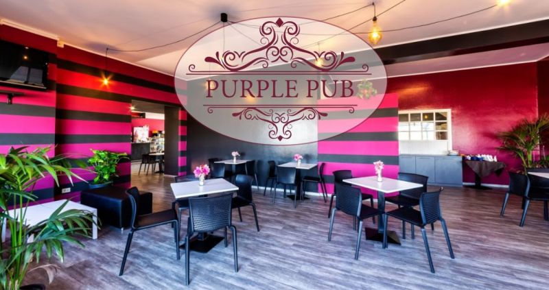 PURPLE PUB Terralba - offerta aperitivo con tagliere e musica DJ Set