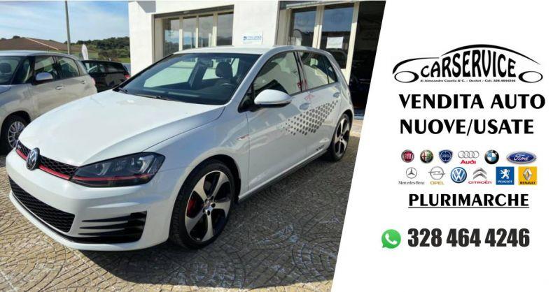 Carservice Oschiri - offerta vendita Volkswagen Golf Gti