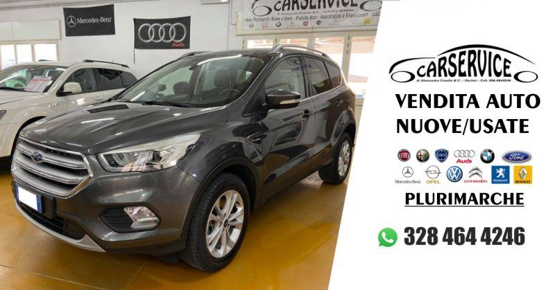 Carservice Oschiri - offerta vendita Ford Kuga Titanium 2WD