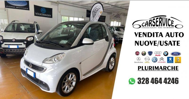 Carservice Oschiri - offerta vendita Smart fortwo coupe mhd benzina