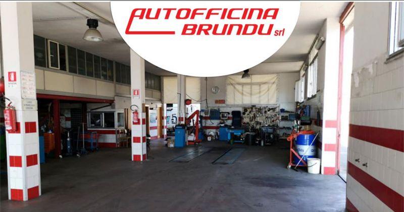 Autofficina plurimarche Brundu Perfugas -  offerta riparazione e assistenza auto Sassari