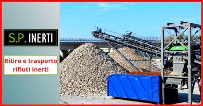 sp inerti offerta ritiro e trasporto rifiuti inerti caserta