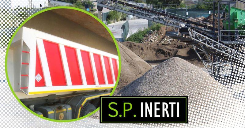 SP INERTI - Offerta societa di noleggio cassoni scarrabili Caserta
