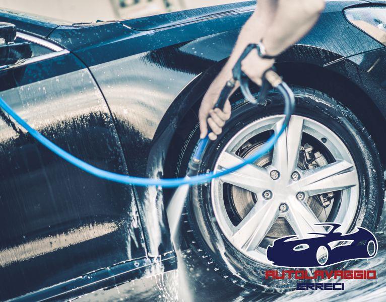 AUTOLAVAGGIO ERRECI offerta pulizia auto professionale - promozione lavaggio autoveicoli