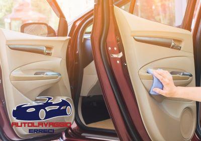 autolavaggio erreci offerta lavaggio interni professionale promozione pulizia abitacolo auto
