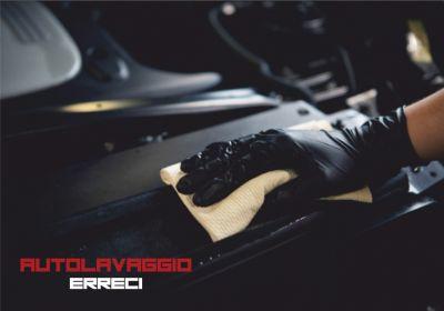 autolavaggio erreci offerta lavaggio manuale auto promozione trattamento estetico autoveicolo