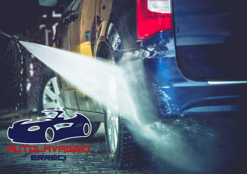 AUTOLAVAGGIO ERRECI offerta lavaggio furgoni - promozione pulizia furgoni oltre i 2 metri