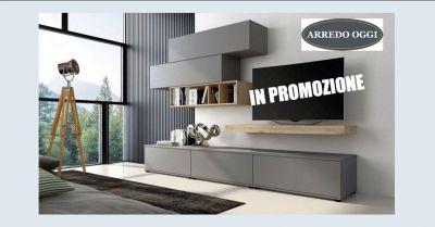 offerta vendita parete attrezzata moderna caserta occasione montaggio parete soggiorno napoli