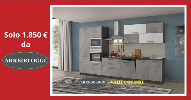 offerta cucina sotto i duemila euro caserta - occasione cucina con ante effetto marmo napoli