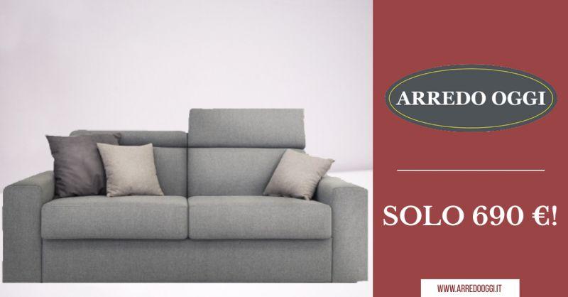promozione vendita divano letto a due posti caserta - offerta divani letto scontati napoli