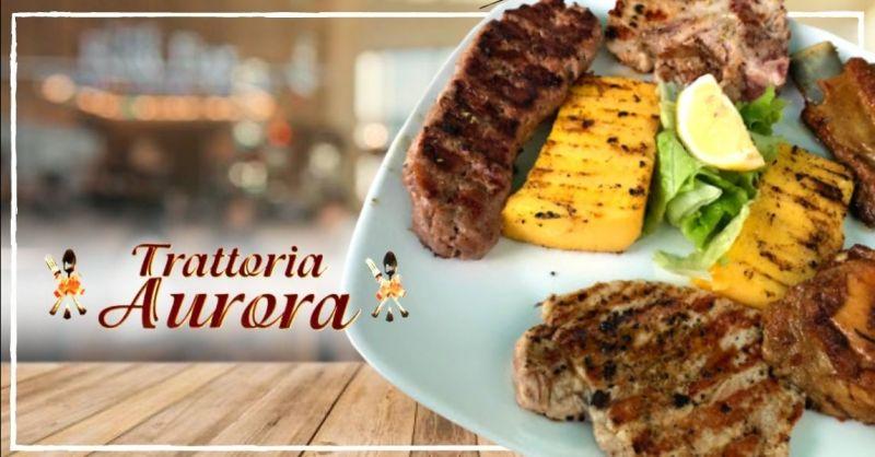 Offerta dove mangiare buona grigliata di carne - Occasione ristorante specialità carne alla griglia Verona