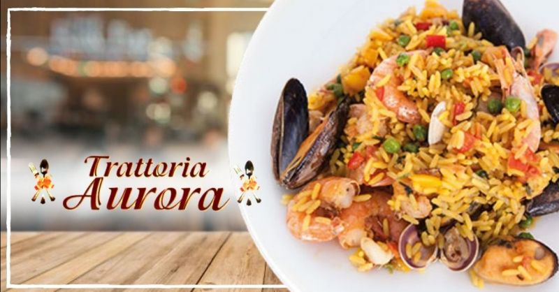 Offerta dove mangiare la paella a Verona - Occasione ristorante primi piatti con pesce fresco Verona