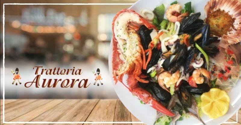 Offerta dove mangiare grigliata di pesce Verona - Occasione trattoria pranzi di lavoro vicino fiera Verona