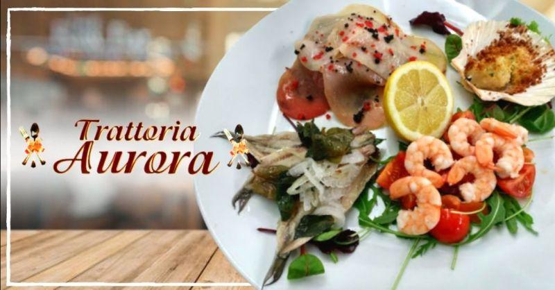 Occasione ristorante specialità piatti di pesce - Offerta dove mangiare pesce crudo crostacei centro Verona