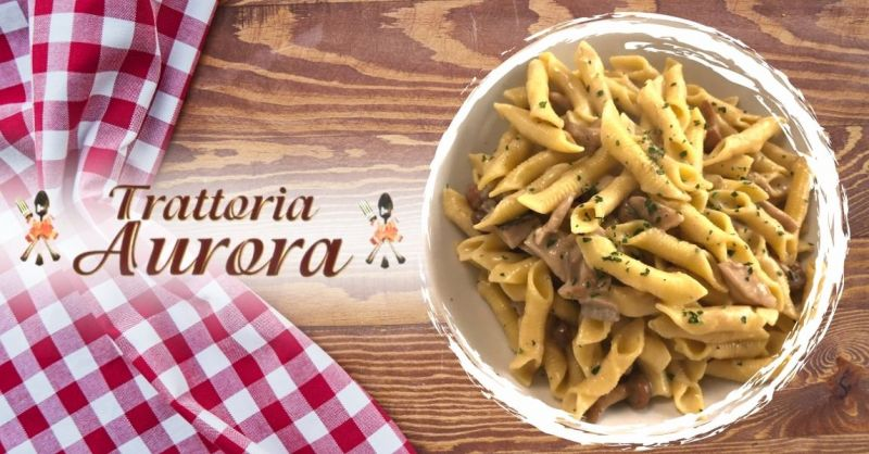 TRATTORIA AURORA - Offerta la migliore trattoria dove si mangiano buoni primi vicino centro Verona