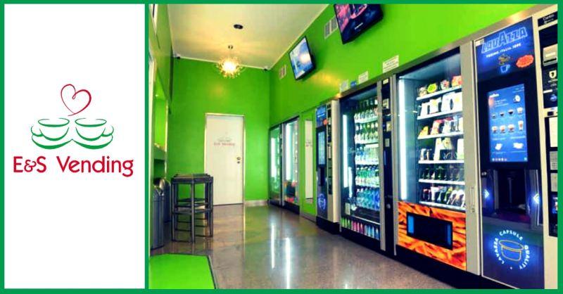 Offerta servizio progettazione personalizzato distributori automatici in franchising
