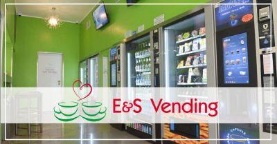 offerta fornitura distributori automatici in franchising occasione progettazione negozio distributori automatici
