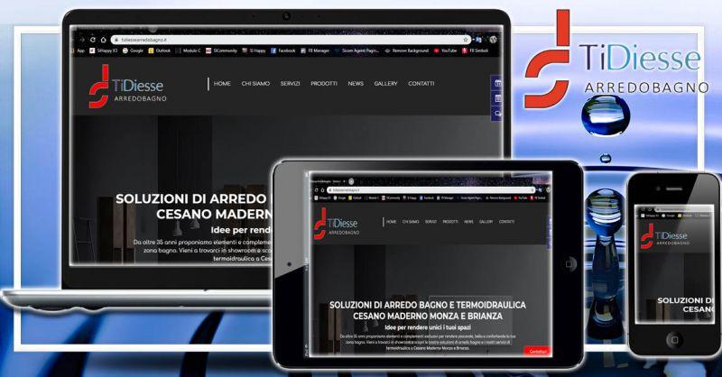 T.D.S. ARREDOBAGNO nuovo sito online - Offerta Arredo Bagno visita il nostro nuovo sito