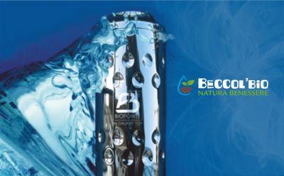 beccol bio natura benessere offerta biofonte promozione acqua energizzata dinamizzata informata